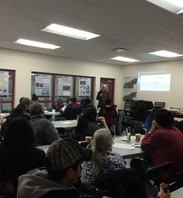 Community Meetings, February 2015